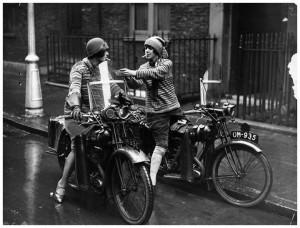 Nancy e Betty Debenham
